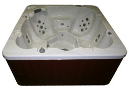 Coyote Spas Hot Tub Range by Arctic Spas Barrie
